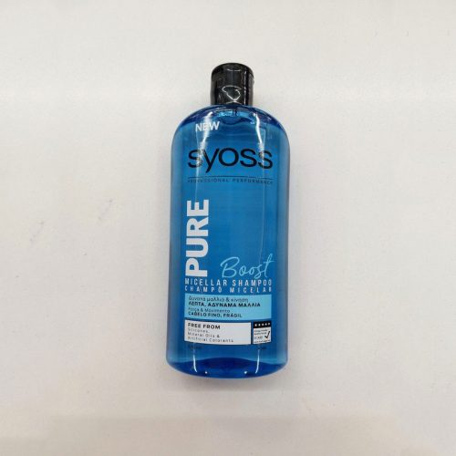 New Syoss Pure Boost  500ml