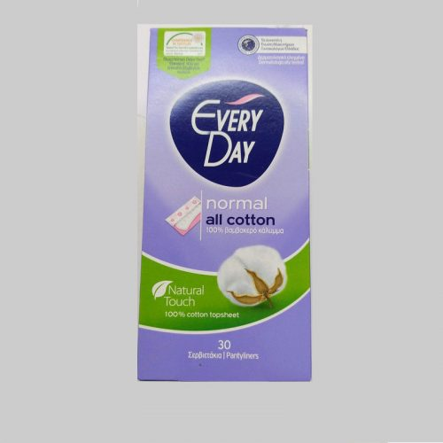 Every Day Normal All Cotton 30 σερβιέτες