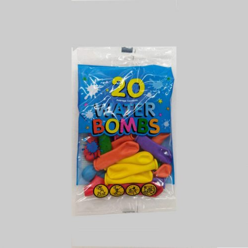 20 Water Bombs