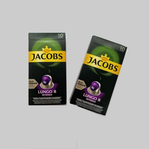 Jacobs Lungo 8 Intenso 1+1