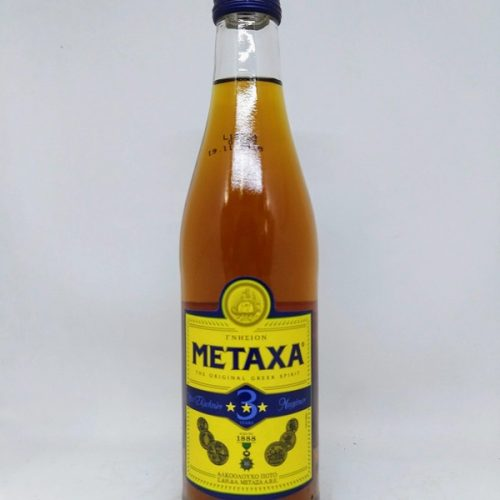 METAXA BRANDY 3* 36% VOL 350ml