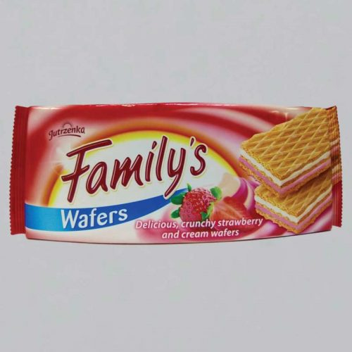 FAMILY'S WAFERS ΦΡΑΟΥΛΑ 180GR