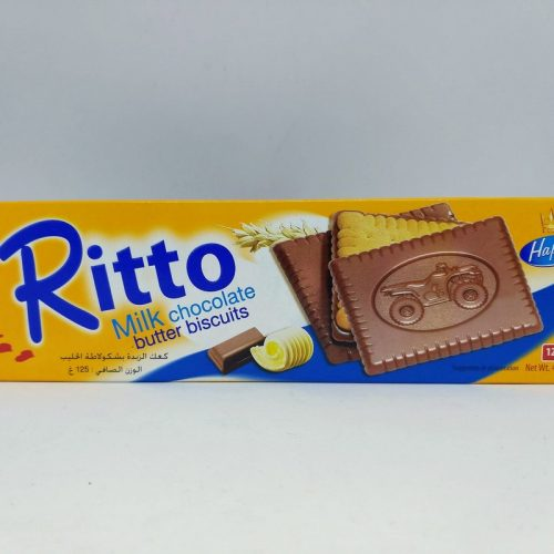 RITTO BUTTER BISCUITS 125gr