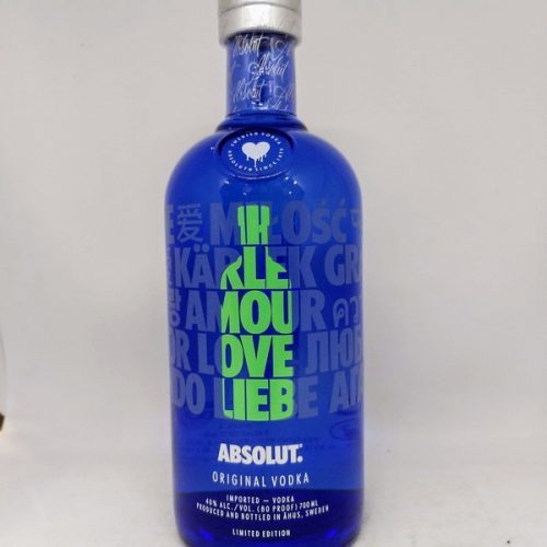 ABSOLUT 700ml LIMITIED EDITION