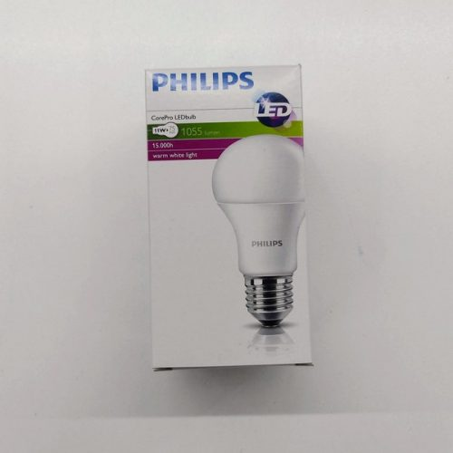 PHILIPS LED 11W WW E27