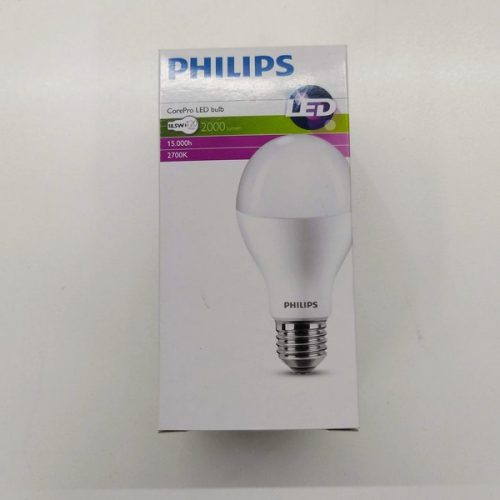 PHILIPS LED18,5W WW E27